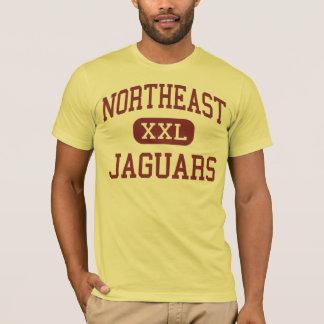 北東-ジャガー-中間- Grand Rapids Tシャツ