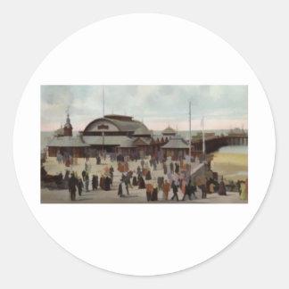 北桟橋ブラックプールC1906 ラウンドシール