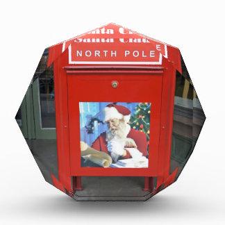 北極の手紙 表彰盾