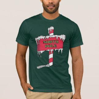 北極のTシャツ Tシャツ