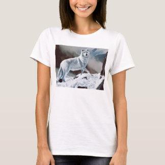 北極オオカミ Tシャツ