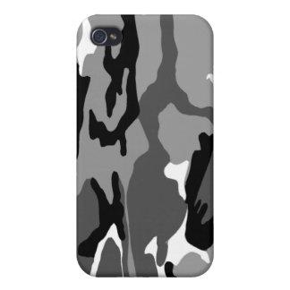 北極カムフラージュ iPhone 4 CASE