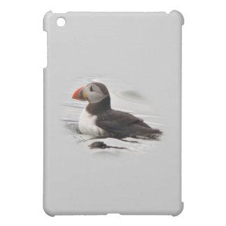 北極ツノメドリのSpeckのiPadの場合 iPad Miniカバー