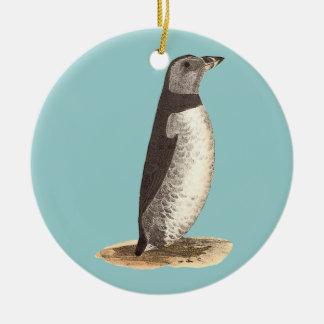 北極ツノメドリ(arcticusモルモン教徒) セラミックオーナメント