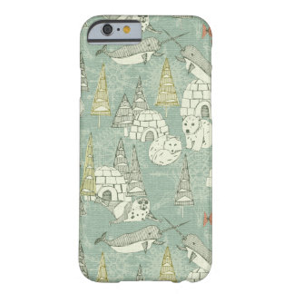 北極レトロ BARELY THERE iPhone 6 ケース
