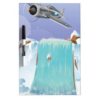 北極冒険 ホワイトボード