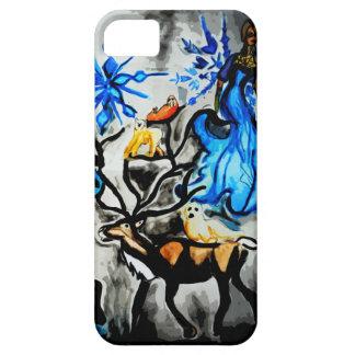 北極動物、電話箱 iPhone SE/5/5s ケース
