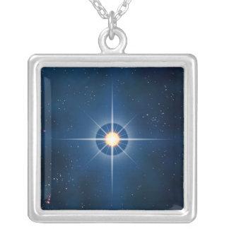 北極星のネックレス ジュエリー