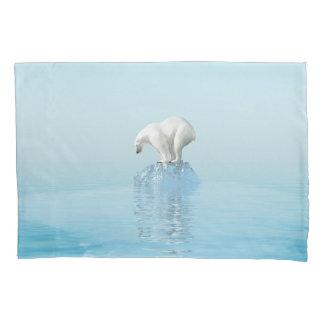 北極氷山(1つの側面)の枕カバーに関係して下さい 枕カバー