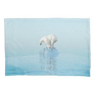 北極氷山(2つの側面)の枕カバーに関係して下さい 枕カバー
