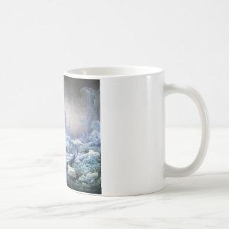 北極海のセイウチのための採取 コーヒーマグカップ
