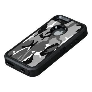 北極迷彩柄 オッターボックスディフェンダーiPhoneケース