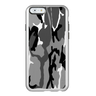 北極迷彩柄 INCIPIO FEATHER SHINE iPhone 6ケース