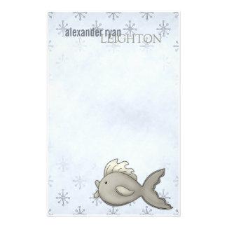北極魚 • 文房具 便箋