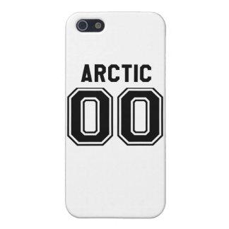 北極00 iphoneの場合 iPhone 5 cover