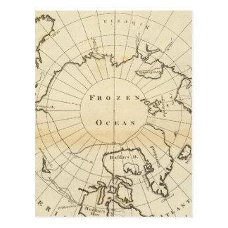 北極 ポストカード