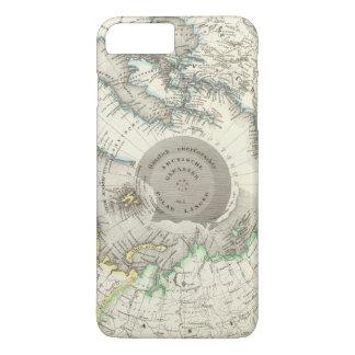 北極、北半球 iPhone 8 PLUS/7 PLUSケース