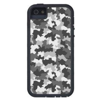 北極B&WのカムフラージュのiPhone 5/5sカバー iPhone SE/5/5s ケース