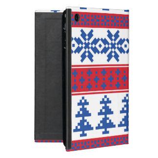 北欧のクリスマスツリー iPad MINI ケース