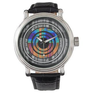北欧の未来のモノグラム 腕時計