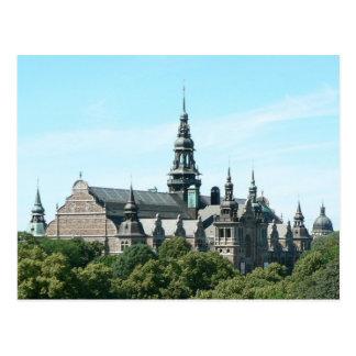 北欧博物館 ポストカード