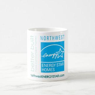 北西エネルギー星によってはクラシックなマグが家へ帰ります コーヒーマグカップ