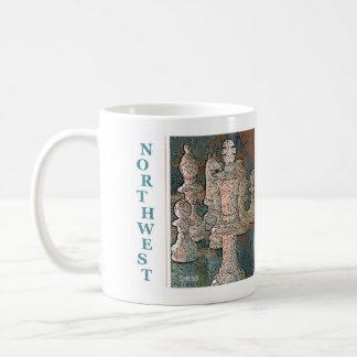 北西チェス コーヒーマグカップ