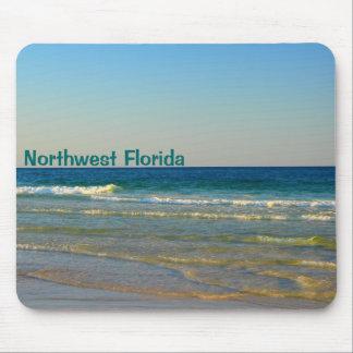 北西フロリダ湾海岸コンピュータマウスパッド マウスパッド
