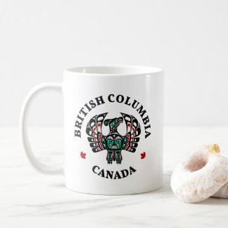 北西太平洋沿岸のHaidaの芸術の雷鳥 コーヒーマグカップ