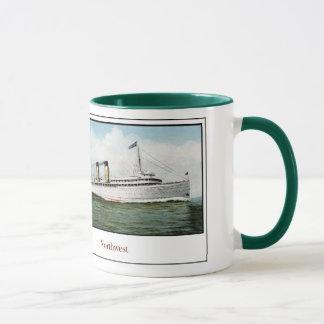 北西汽船 マグカップ