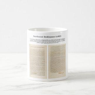 北西法令1787年 コーヒーマグカップ