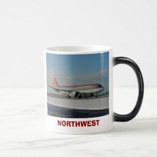 北西1、北西 マジックマグカップ