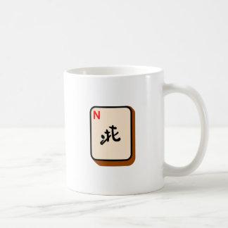 北Mahjong コーヒーマグカップ