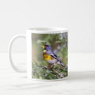 北Parula コーヒーマグカップ