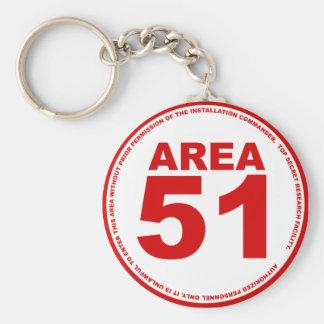 区域51 Keychain キーホルダー