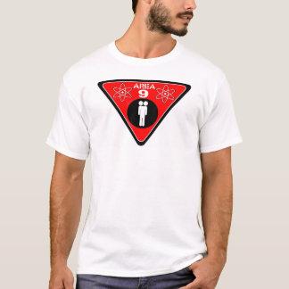 区域9のTシャツ Tシャツ