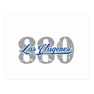 区域/接頭辞Las Virgenes ポストカード
