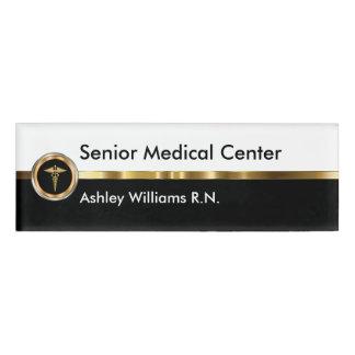 医学のスタッフの名前IDのラベル 名札
