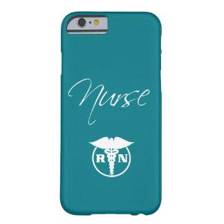 医学のナースのテーマ BARELY THERE iPhone 6 ケース