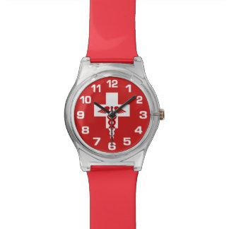 医学のプロフェッショナルの腕時計 リストウオッチ