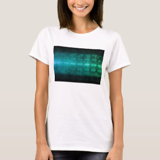 医学の承諾および実際に標準の芸術 Tシャツ