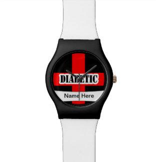 医学の注意深い糖尿病性の緊急事態 腕時計