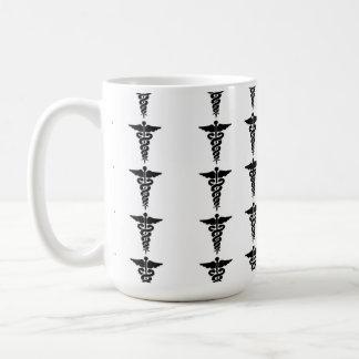 医学の記号 コーヒーマグカップ