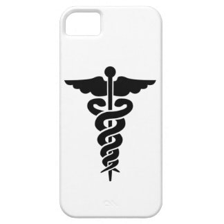 医学の記号 iPhone SE/5/5s ケース