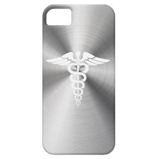 医学の鋼鉄金属のiPhone 5の場合 iPhone SE/5/5s ケース