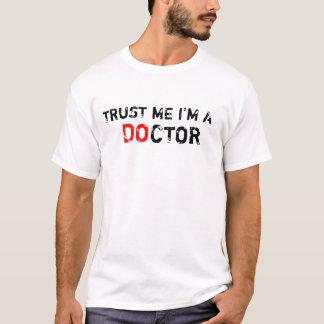 医学生をして下さい Tシャツ