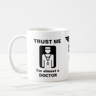 医学生 コーヒーマグカップ