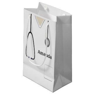 医学白いSGBをごしごし洗います スモールペーパーバッグ