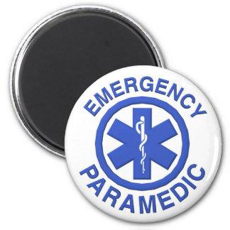 医学的な緊急事態の救急医療隊員 マグネット