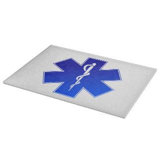 医学EMSの記号 カッティングボード